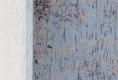 Moldura Azul com Friso Exterior Branco-1028I-2