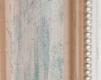 Moldura Verde e branca com friso Prata-1040I-2