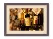 Moldura Bordeaux escuro de 3 cm-1076I-3
