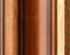 Moldura Castanha com friso dourado de 6 cm-9-2