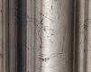 Moldura Bicolor Preto e Prata de 4.2 cm-H12-2