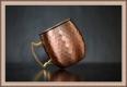 Moldura Bronze com friso prata de 3 cm-H19-3