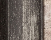 Moldura preto riscada com friso prata-H32-2