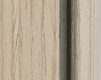 Moldura folheada de madeira carvalho 3-H43-2