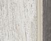 Moldura Branca e Cinzenta com friso prata-H45-2