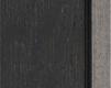 Moldura Cinzenta Escura com friso prata-H46-2