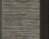 Moldura zebra castanha e prata de 4.2 cm-H48-2