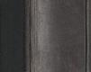 Moldura Preta e Prata escura de 5.5 cm-H55-2