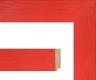 Moldura Vermelha de 4.3 cm-MARCOS33-3