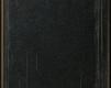 Moldura Cubo preta com frisos beges-MARCOS44A-2