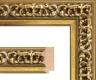 Moldura Trabalhada Dourada de 5 cm-Molduras56-3