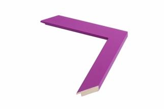 Moldura Violeta de 3cm