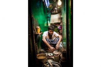 SERGE HORTA - THE MICRO SHOPS OF INDIA