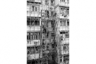 SERGE HORTA - BUILDING A BAMBOO SCAFFOLDING II