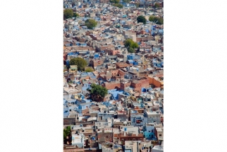 SERGE HORTA - THE BLUE CITY VI