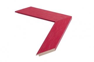 Moldura Vermelha de 4.3 cm
