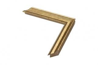 Moldura Dourada de 2.6 cm