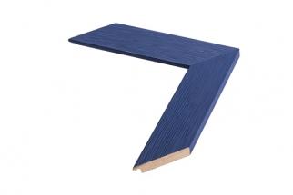 Moldura Azul de 4.3 cm
