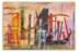LOPES DE SOUSA - MOLICEIROS NA RIA XIV print 60X40